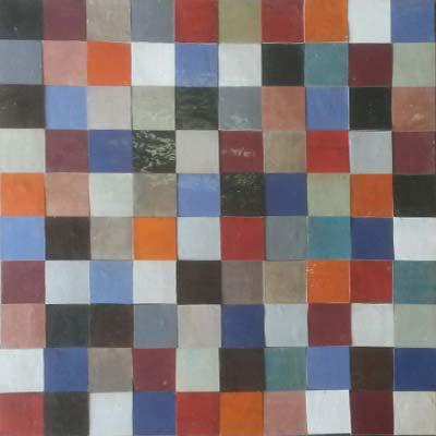 Zellige Pinar Miró - Patchwork PZ2