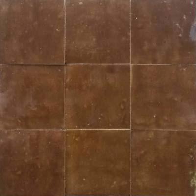 Zellige Pinar Miró - Outlet Caramelo Z11